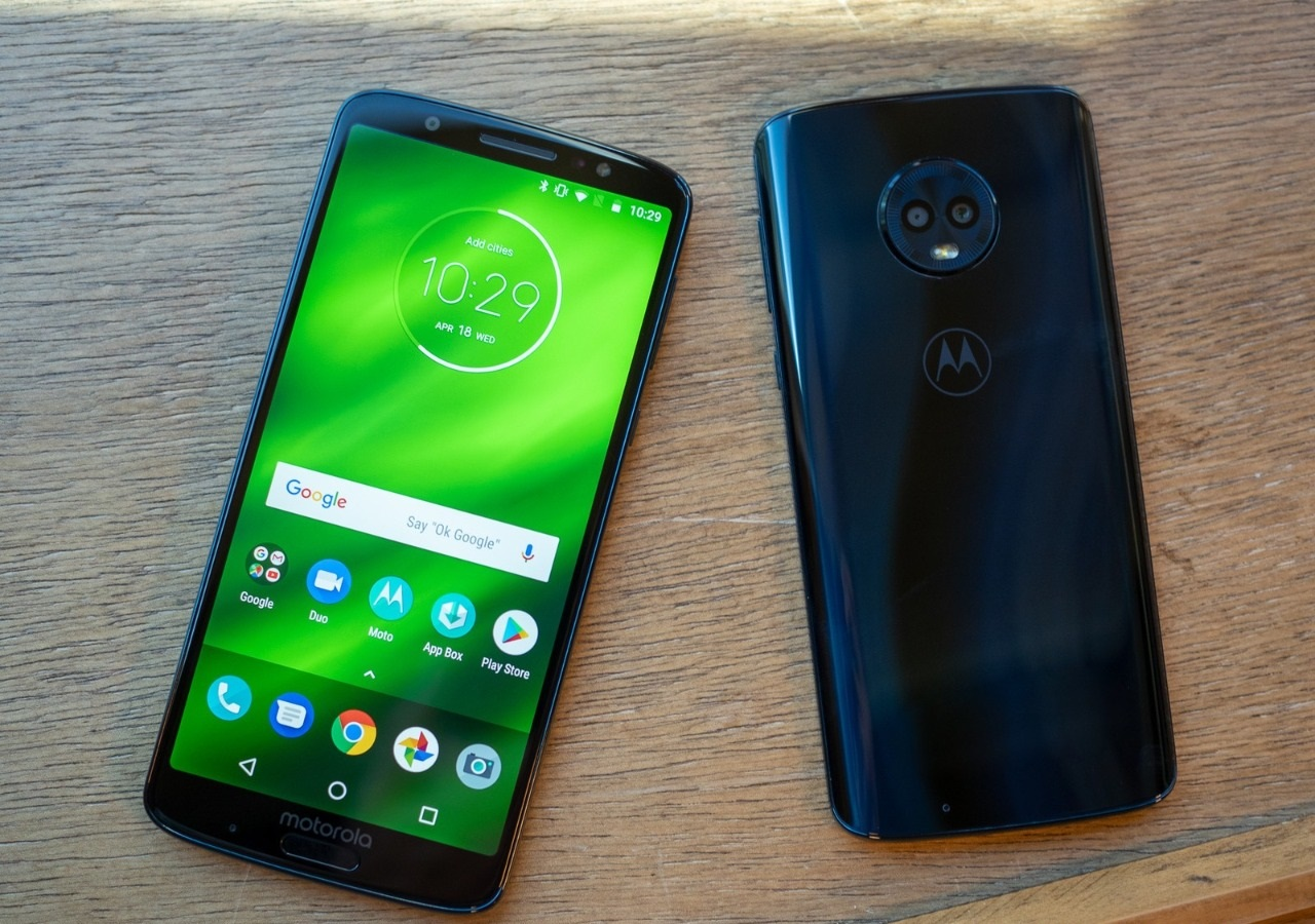 Review moto g6