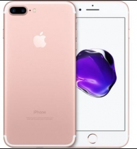 Iphone 7 Plus Ouro Rosa