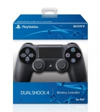 Controle Dualshock 4 Jet Black - PS4