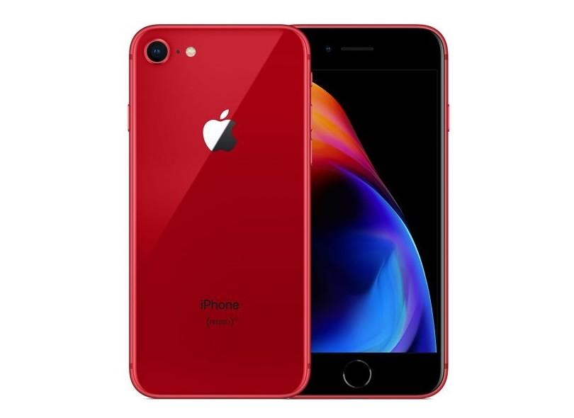 iphone 8 vermelho