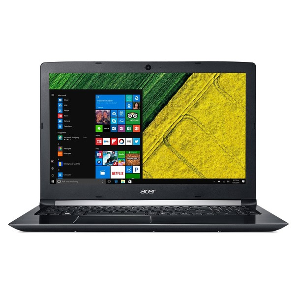 Acer A515-51-52CT Intel Core i5-7200U 2.5 GHz 4096 MB 1024 GB