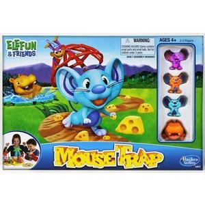 Hasbro Jogo Mousetrap