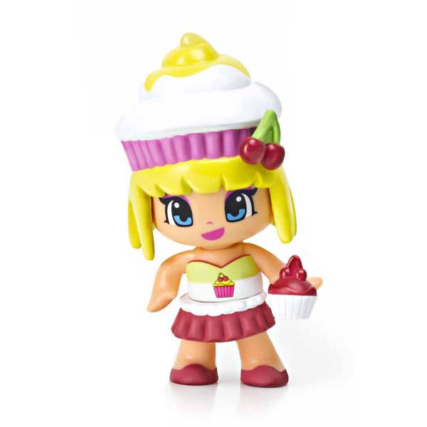 Multikids Pinypon Cupcake Amarelo